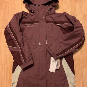 Columbia Sportswear Jacket Parka NWT Women's L